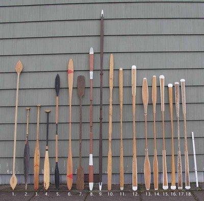 greenland kayak paddles